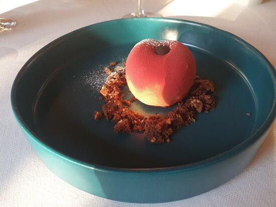 Il dessert - S. Francesco al Campo - Ristorante Bro, Via Roggeri, 2 (To)