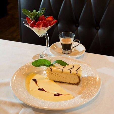 Espresso & Cheesecake