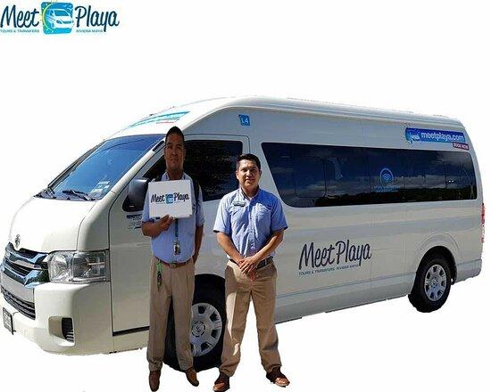MeetPlaya私人旅遊和轉機坎昆國際機場照片