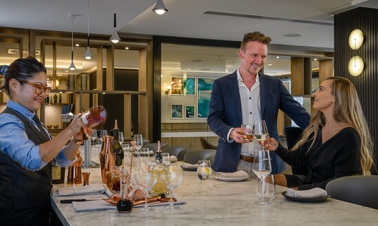 Tesoro modern Italian restaurant at Movenpick Hotel Hobart is open for breakfast, lunch and dinner 7 days a week including public holidays.