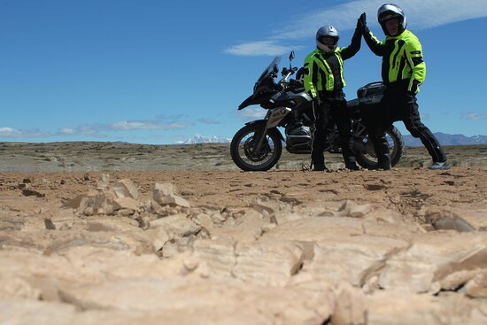 Argentina Central, Argentina: Fun on the BMW 1200GS!