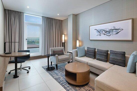 Premium Business Suite - Living Room