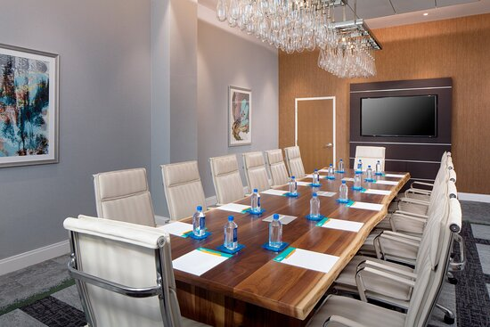 Executive Style Board Room inspiring creative minds