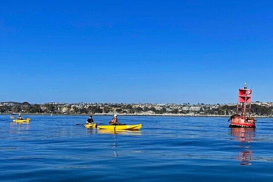 Dana Point Harbor Kayaking and Hiking Tour