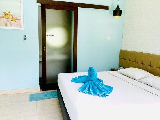 Uluwatu, Indonesia: New standar room