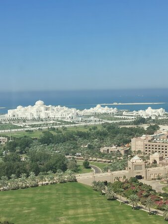 Beautiful hotel with stunning views