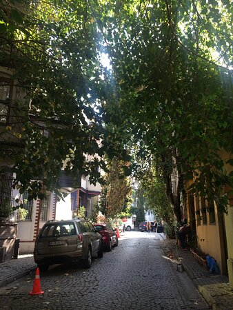Istanbul, Turkey: Kuzguncuk