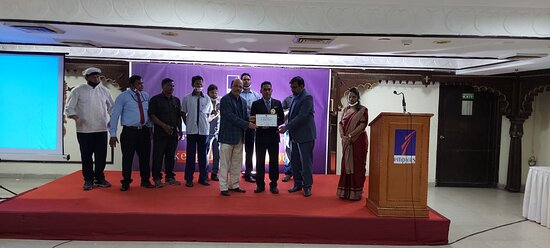 Empires Hotel Bhubaneswar Best performer of the month January 2021