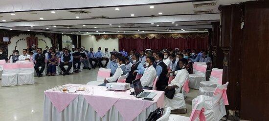 Empires Hotel Bhubaneswar Conference Hall