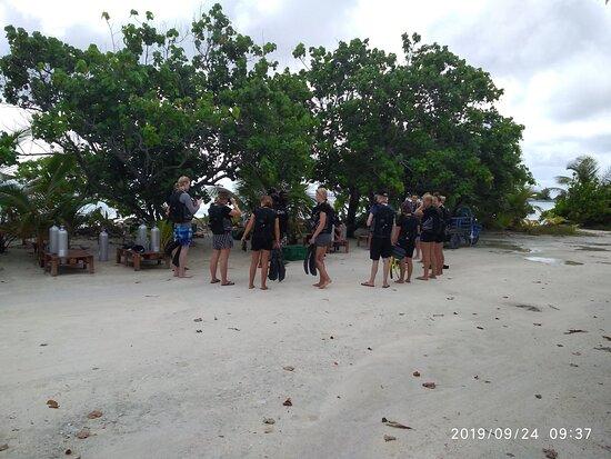Scuba Divine Maldives - Dhiffushi
