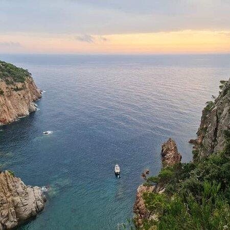 Costa Brava, Španělsko: Cerca de Tamariu