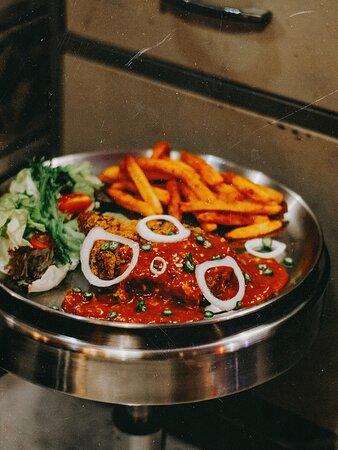 Tomyam Chicken Chop