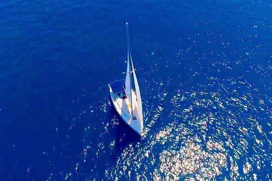 4 dager Seilferie til Korfu, Paxos, Antipaxos og Sivota - Blå lagune