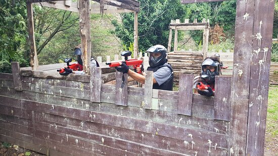 Matrix Paintball Pietralata