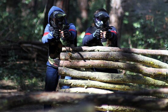 Spartan Paintball Ostia