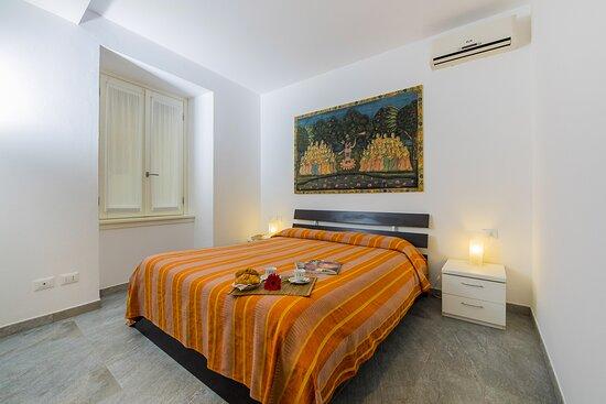 Appartamento Inca, stanza da letto