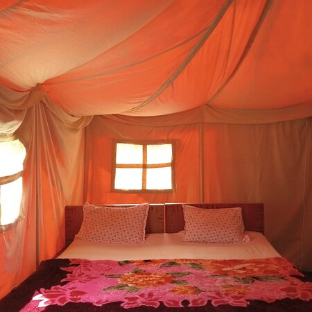 Tent house stay