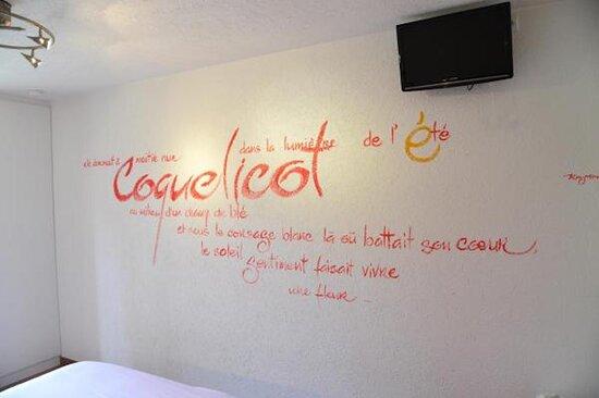 Inscription Coquelicot