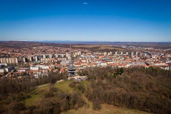 Miskolc, Hongrie : Downtown area