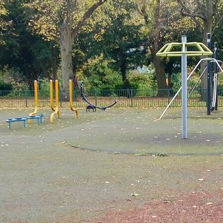 Northampton, UK: Beckets Park