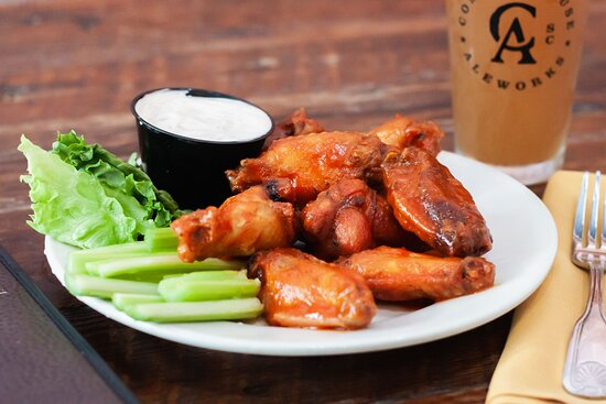 People love our wings