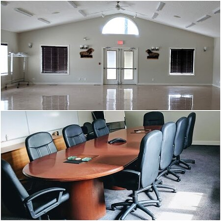 Boardroom and Community Hall available for hire