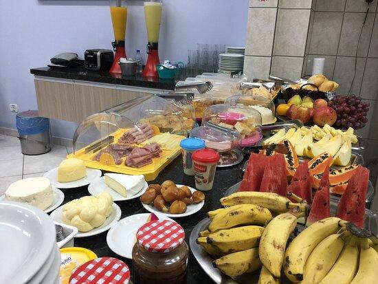 Ariquemes: Café da Manhã