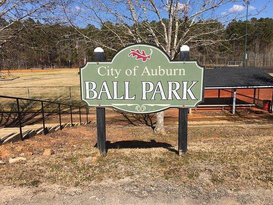 The Auburn Ballpark