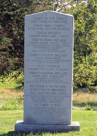 Perryville Battlefield Memories