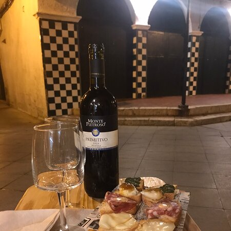 Amazing food and wine in Ciutadella