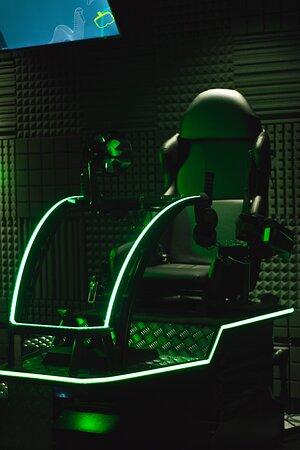 Injoy VR простір реальної віртуальності. Автосимулятори