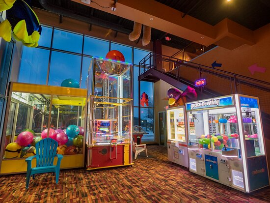 The Great American Arcade - featuring over 45 interactive games!