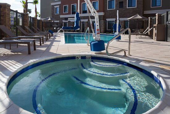 Relax as you soak in our whirlpool