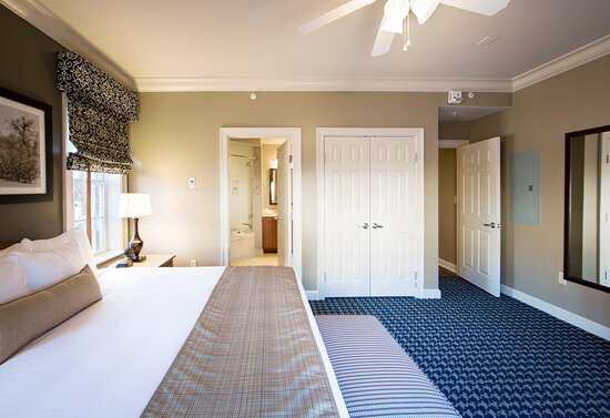Enjoy all the comforts of home in this spacious master bedroom