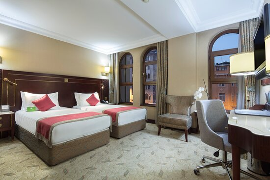 Club Room , Twin Bed
