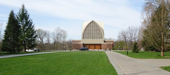 Interfaith Chapel at the University of Rochester!