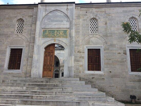 Istanbul, Turkey: Valide-i Cedid Camisi - Üsküdar