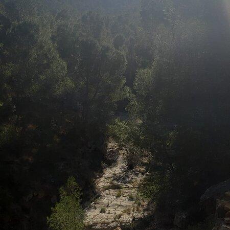 Ruta por la sierra de Orihuela.