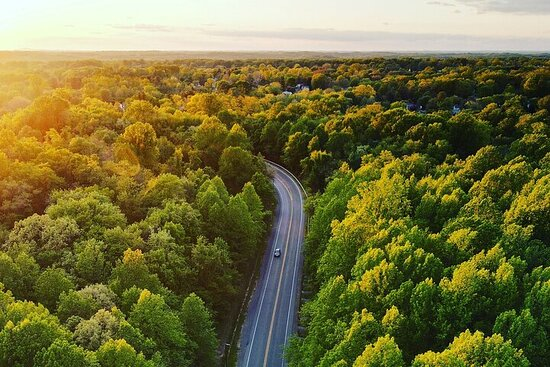 Smartphone Audio Driving Tour between Parry Sound & Toronto