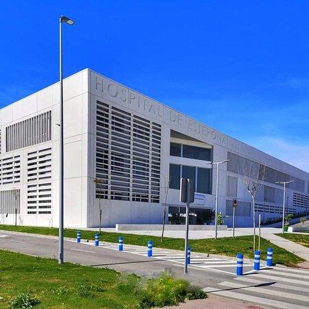 Estepona new hospital