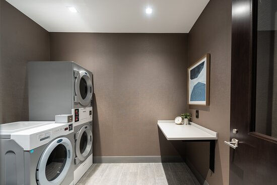 Guest laundry facilities are available.