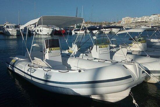 Desirèe: Rent boat Vieste / Rent boat Vieste