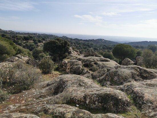 Mirador De Los Ranchos.