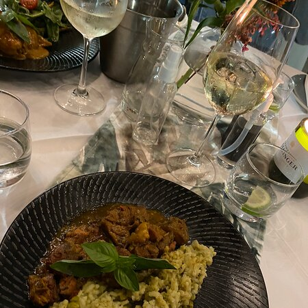 Fabulous Fine dining!