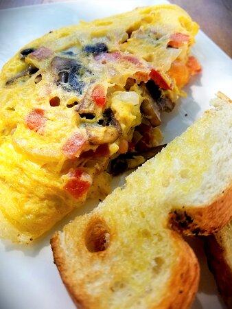 3 Egg Omelet (brunch)