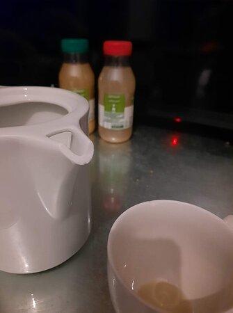 Vaisselle ébréchée