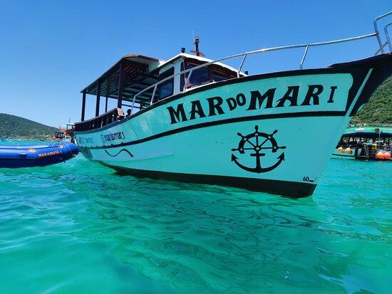 Embarcação Mar Do Mar I