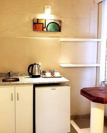 Habitaciones con frigobar