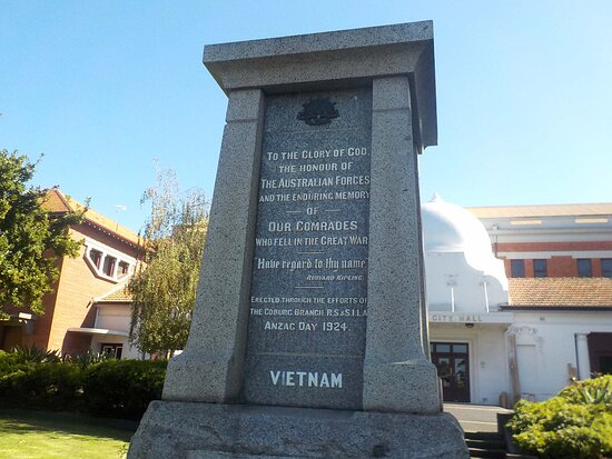 Coburg War Memorial
