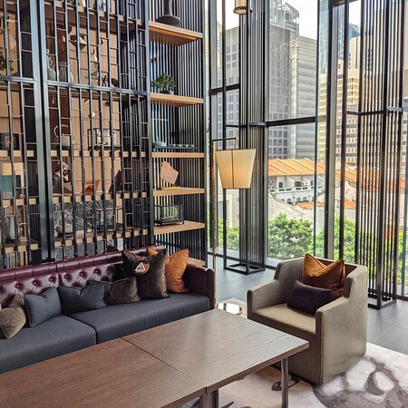 The Living Room (The Clan Hotel Singapore).
